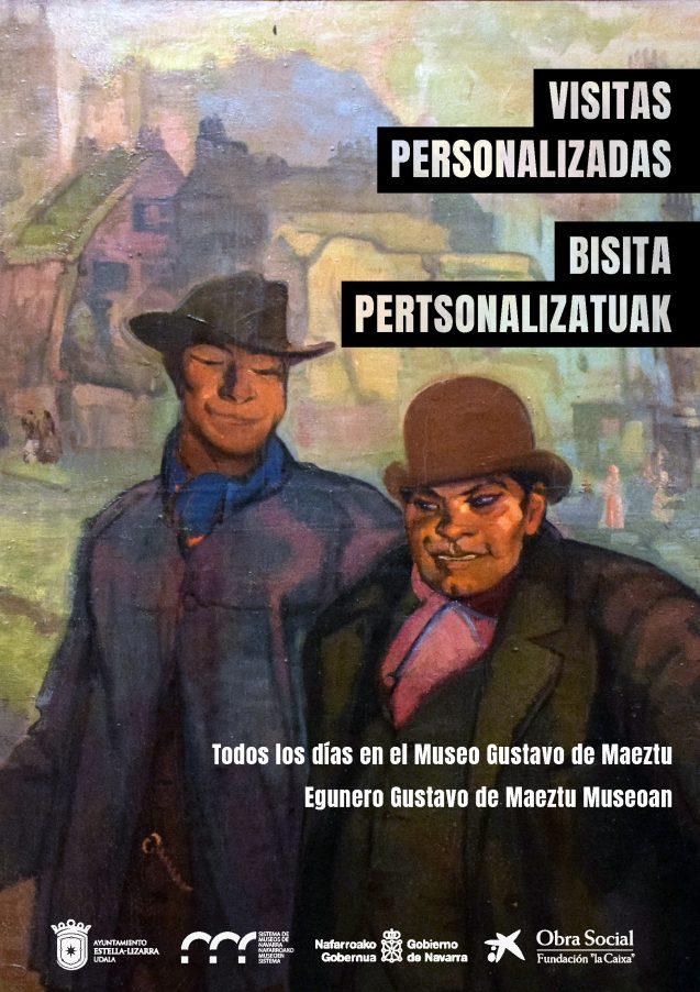 visitas guiadas personalizadas gratuitas al museo gustavo de maeztu