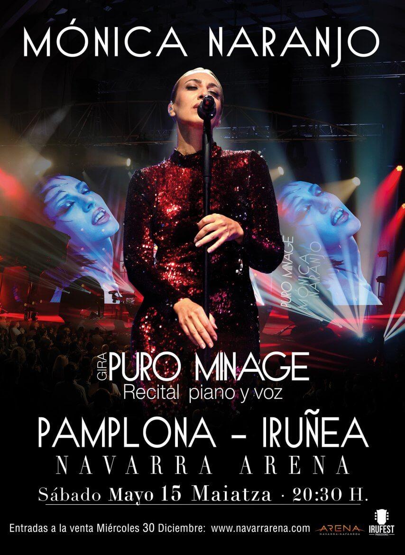 Conciertos, actividades culturales, Navarra Arena, Pamplona