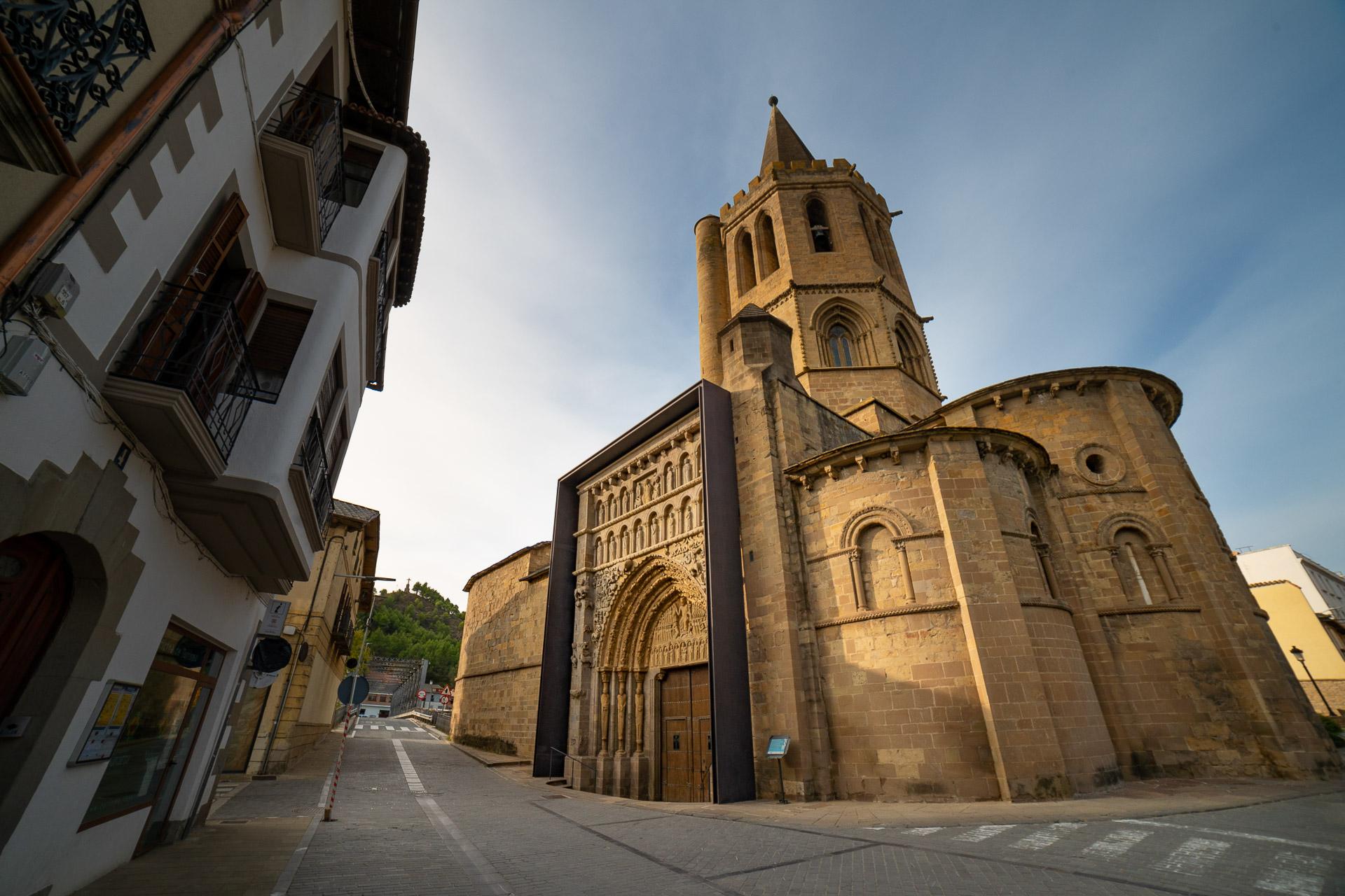 Sanguesa, Navarra